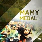 TAAAK JEST! Kończymy sezon z #medal.em!! @goimpelwroclaw na podium #MistrzostwaPolski! #BRAWA #GoImpel https://t.co/UtpZl5BlSf