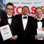 Our third award winner tonight is Sweethaven #TOSawards @getsurrey https://t.co/6ywwW2tsqv
