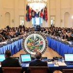 Oposición pide a la OEA que observe el proceso del revocatorio https://t.co/2HkQzuEE98 https://t.co/AVZrPDFeAR