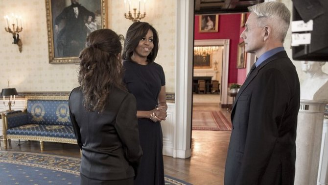 .@FLOTUS Michelle Obama will appear on TheVoice and