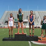 Abby Claire Brown gets 3rd in the 300m hurdles!  #statebound https://t.co/vtYu2zqfwT