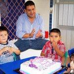 Hoy visitamos la estancia infantil Mis Primeros Pasos #NiñezSedesol @SEDESOL_mx https://t.co/qZhixKtb3z
