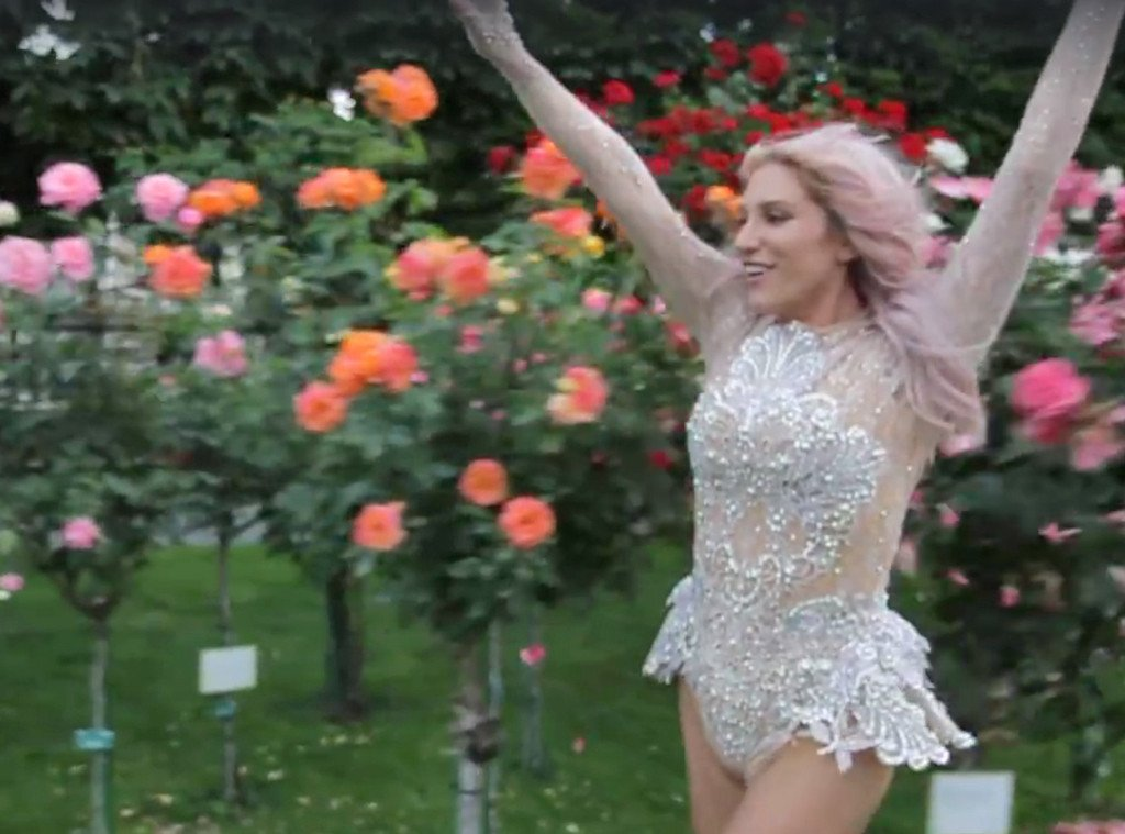 Consider Kesha's ''True Colors'' teaser clip a declaration of her truth: