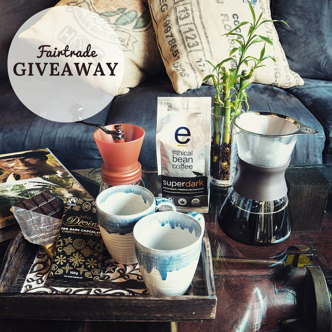 #EnterToWin this #Fairtrade #coffee prize on Instagram! https://t.co/BcgpSaGFeD #FairtradeChallenge #Giveaway https://t.co/iacwGIOUWt