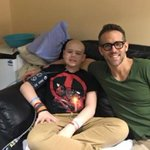 NEW: Ryan Reynolds pens tribute to late N.L. born cancer patient Connor McGrath  https://t.co/cd1F9XjtJo https://t.co/67GfVxfKpb