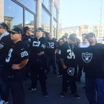 """Raiders fans say its a sin to think of moving team to Sin City. """"Mr Davis, u go to Vegas, leave the Raiders here"""" https://t.co/MbELA9t5cD"""