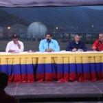 @NicolasMaduro: Debemos detener la arremetida internacional que hay contra Venezuela #PDVSAOrgulloNacional https://t.co/ORHXejHTHZ