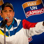 Henrique Capriles: Nos pidieron 195.000 firmas y logramos 1.102.236 https://t.co/607ijCQXL3 https://t.co/048GFwpEYL