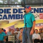 Henrique Capriles: Nos pidieron 195.000 firmas y logramos 1.102.236 -► https://t.co/QvOuyY8PEa https://t.co/NmjdJje6cW