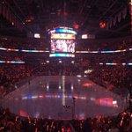 The Red is Rocking at Verizon. #caps #RockTheRed @nbcwashington #NBC4DC https://t.co/J4nIuaORxa