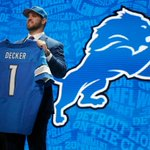 Watch @TDeck68 talk about joining the #Lions from the #NFLDraft in Chicago: https://t.co/jPKXjPOVV7 https://t.co/bdxDFt86UJ