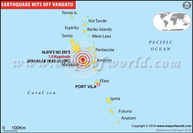 Location Map showing #Earthquake in #Vanuatu on Apr 28, 2016 - https://t.co/gR65CxHRvw  #VanuatuEarthquake https://t.co/AjSRgbELmQ