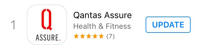 Earn points for fitness. Download QantasAssure, Australia's most downloaded free app today: