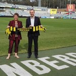 Nix to play in Canberra! @actgovernment @CCMariners @CapitalFootball @WgtnCC @SingaporeAir https://t.co/QP4VSneAzn https://t.co/9UBQrDMcMn
