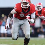 With the No. 9 pick, the Chicago Bears select LB Leonard Floyd out of Georgia https://t.co/XXyxPSW8vD