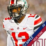 Another Buckeye off the board! New York Giants welcome CB Eli Apple to the Big Apple with the No. 10 overall pick. https://t.co/lm1ZsxzYCv
