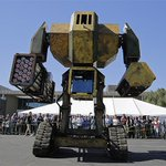 In Surprise Move, #NewEnglandPatriots Draft Giant Robot In First Round #NFLDraft2016 https://t.co/wzBvJJYSC3