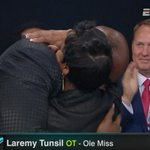Miami Dolphins select Ole Miss OT Laremy Tunsil with the 13th overall pick. https://t.co/XDRBWv71XN