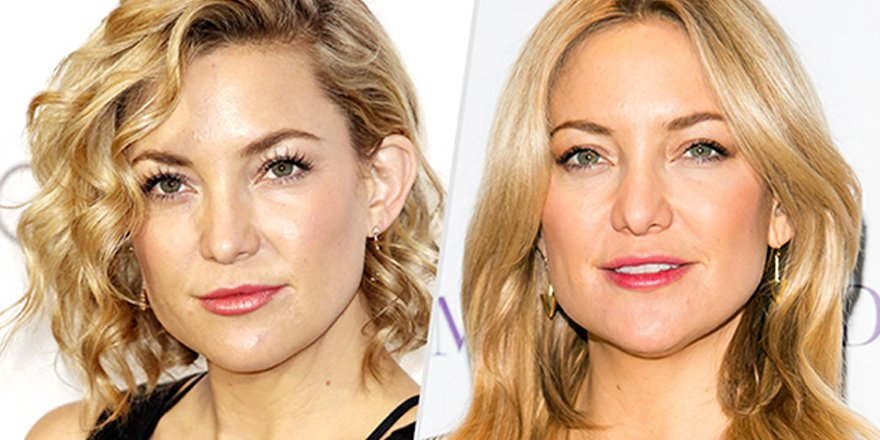 Is the bob over? Kate Hudson, Kaley Cuoco and more stars go from short to long hair