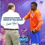 Atta boy, @Keanu_Neal! So proud of you. Atlanta got a really great player and man! #GatorMade #NFLDraft2016 https://t.co/qJJS7ujFlf