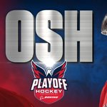 OSHIE! WHAT A NIGHT! #CapsPens #RocKTheRed https://t.co/766sQUA6Bi