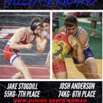 Congrats to @easyJAKEoven2 & @JoshAnderson5 of @MWC4L for becoming All-Americans today in Las Vegas! https://t.co/fuvTLt9AIi