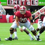 Colts pick Alabama C Ryan Kelly with 18th pick. Kelly is 1st player selected from National Champion Crimson Tide. https://t.co/r22eWGgZA2
