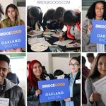 PHOTOS: INSPIRING 200+ Oakland & Richmond creatives to explore #STEAM through #design + #problemsolving! #BRIDGEGOOD https://t.co/ObCX49SM0b