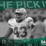 Darron Lee is a New York Jet!  RT to welcome him to #JetsNation! https://t.co/wgw6DkXqwb