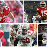 Ohio State is just 2nd school in history to have 5 players selected in Top 20 (Miami, 2004). https://t.co/nXYDZOgc4b