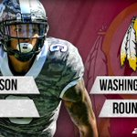 With the 22nd pick in the 2016 NFL Draft, the Washington Redskins select Josh Doctson #NFLDraft #Redskins #TCU https://t.co/6kaWcZUfai