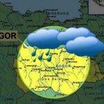 #CuacaBogor hari ini berpotensi hujan ringan hingga sedang. Jangan lupa sedia payung #Bogorian ! #WeLoveBogor https://t.co/zUBOk3S4ja