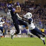 Josh Doctson is the first WR the Redskins have taken in the 1st round in 15 years (Rod Gardner, 2001). #NFLDraft2016 https://t.co/q68JhIDQpM