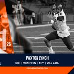 Welcome to #BroncosCountry, @PaxtonLynch! https://t.co/hKP8M30gIP