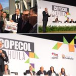 """Equipo #CONAZA recibe al Srio @ppcalzada donde impartió conferencia """"Desarrollo Agropecuario y Sustentable"""" #COPECOL https://t.co/0XeUcBy7FC"""