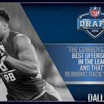 Dreams coming true. #CowboysDraft https://t.co/ncqiY8WTeB