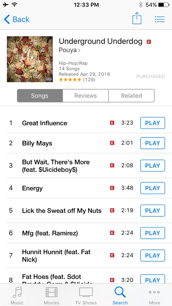 @Pouyalilpou just released a new album #UU listen, smoke a blunt, call your mom, and take a shot https://t.co/J6CoFwa1hq
