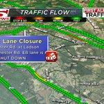 Crash on Dorchester Rd. at Ladson Rd. EB Lane is Shut down. Use Caution. #chstrfc https://t.co/6x0GuLBqxY