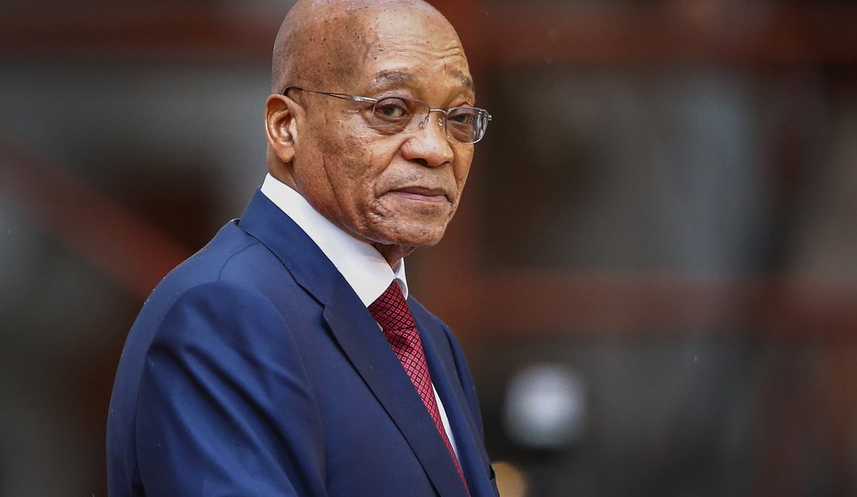 BREAKING #SpyTapes Judge Ledwaba says decision to drop #Zuma charges must be set aside Zuma will face charges https://t.co/Nq9g3fIxub