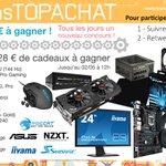 Concours #17AnsTopAchat  1 628 € à gagner avec le #Lot2 !  Pour participer, RT + Follow @TopAchat :-) https://t.co/ClBecuqSa3