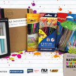 #WIN this super stationery stash worth £25 from @NatStatWeek! RT & follow to enter #FreebieFriday @MapedHelix_UK https://t.co/xhj1PH8eXI