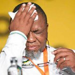 """At ANC HQ, a visibly stressed Gwede Mantashe prepares to spin like he has never spun before #SpyTapes https://t.co/BNHOlATWKK""""@GwedeUncle"""