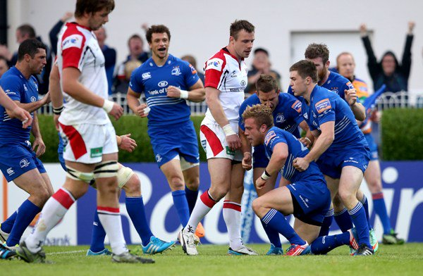 Relive this #BlueMagic moment from Madigan in the 2014 @Pro12Rugby SF. #WeAreMany. Watch now https://t.co/7nq2x1NvEk https://t.co/anH269uykz