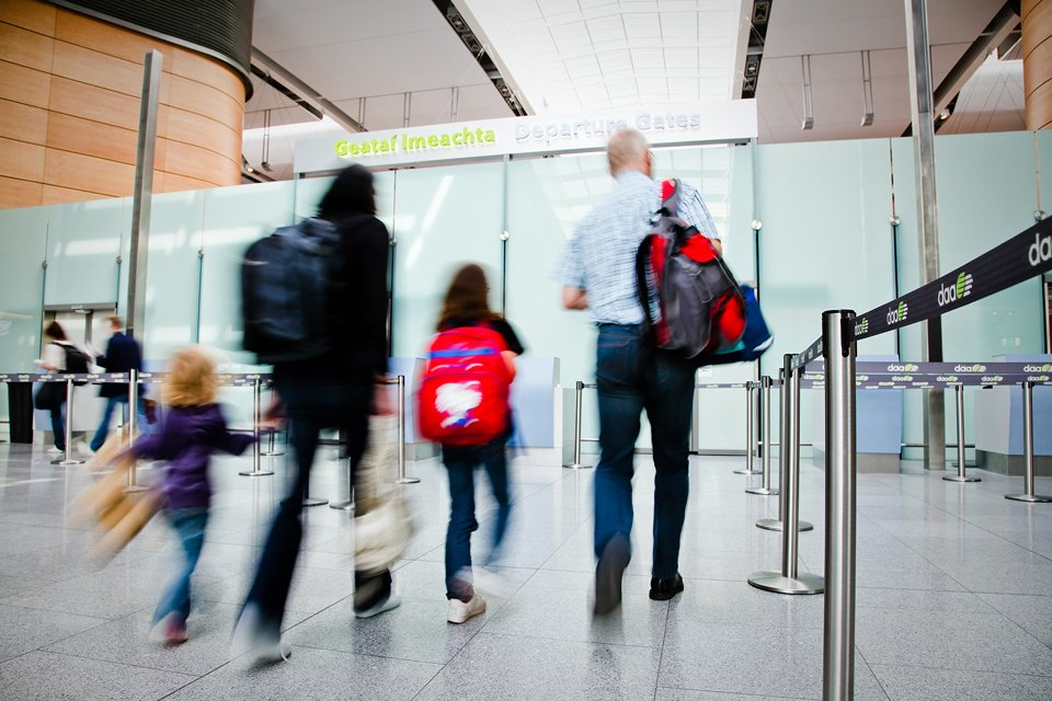 Almost 320,000 passengers to travel through Dublin Airport this May Bank Holiday weekend