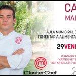 Buenos días mi gente!Ya tenemos todo listo para el viaje a Ourense!inauguración del aula municipal de cocina !!!🌶🌶🌶 https://t.co/S7oFJ7kKih