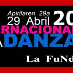 "Hoy, 29 de Abril. DÍA INTERNACIONAL DE LA DANZA. ""La #Danza como profesión"" #Bizkaia #Bilbao #Euskadi https://t.co/n5Usiqcn9L"