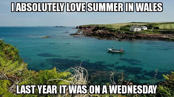 We love summer in Wales https://t.co/ZXOJssTGXG