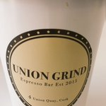 Just discovered @uniongrindcork! New favourite spot... super prices and friendly atmosphere! #Cork #Fridaytreat https://t.co/nvdzm4o8p3