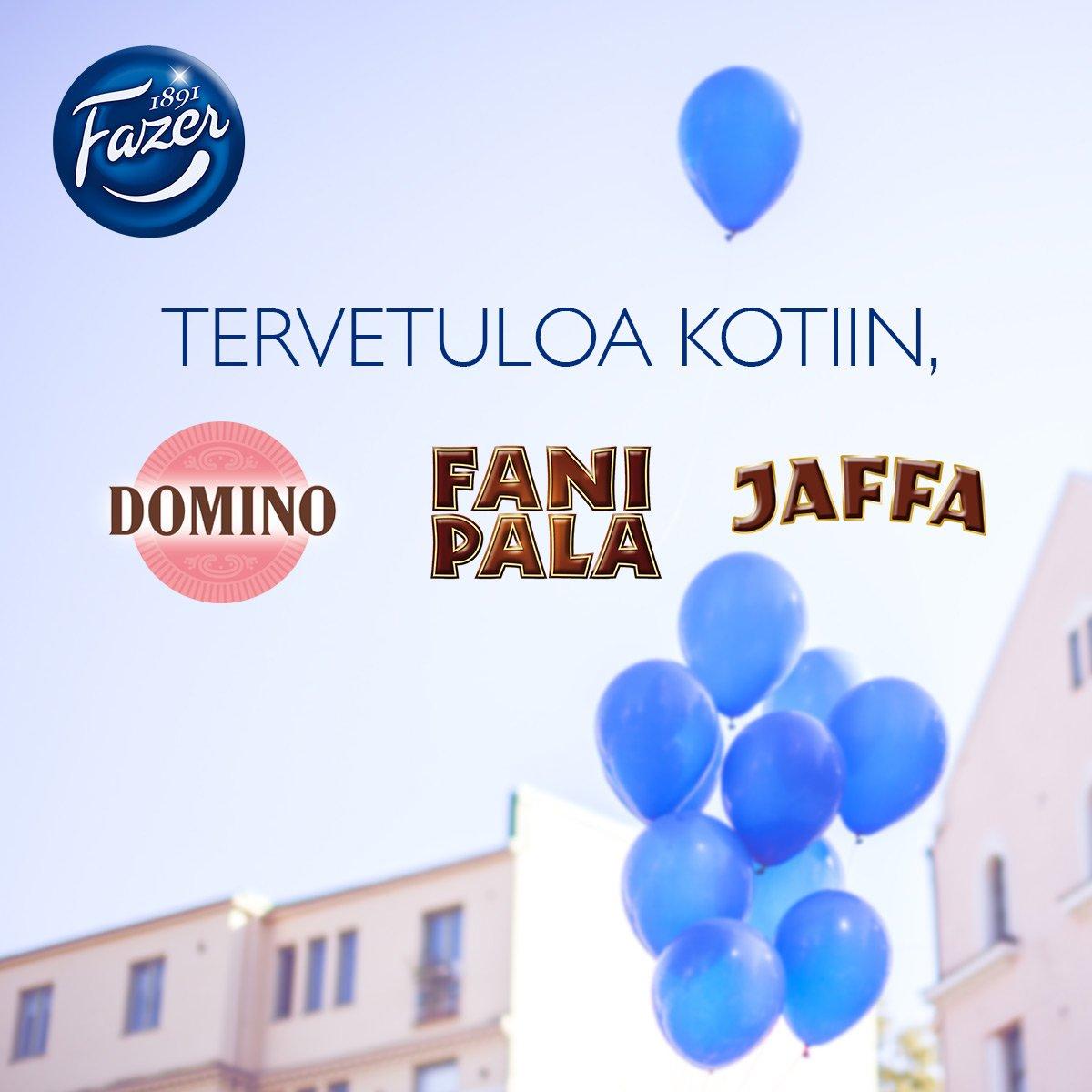 Klassikkokeksit palaavat kotiin - Fazer ostaa Domino, Jaffa ja Fanipala -tuotemerkit! https://t.co/5sYrTcphOD https://t.co/DGHyESMrWY