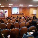 #EnDirecto @ujaen inaugura Congreso sobre la gestión de la Marca Personal. Objetivo: Primer Empleo #emprendimiento https://t.co/ZrXA2B1oZU